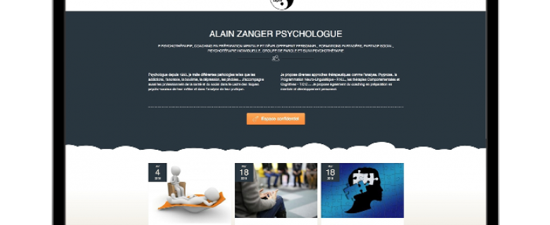 Alain Zanger psychologue